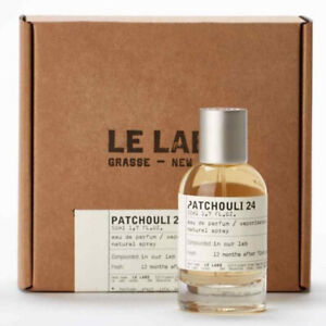 NEW PATCHOULI 24 BY LE LABO FOR WOMEN & MEN 50ML  1.7 FL.OZ NEW IN SEALED BOX