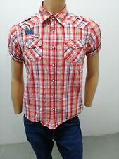 Camicia SCOTCH OF SODA Uomo taglia size L shirt man chemise P 5919