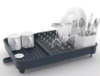 JosephJoseph 'Extend' Expandable Kitchen Dish Drainer Rack (Grey)