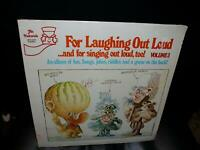 For Laughing Out Loud ... and For Singing Out Loud Too! Volume 3 - SPC-5165