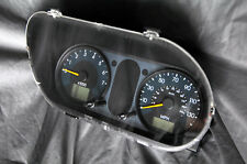 Ford Fiesta mk6 1.4 clocks tested and reworked