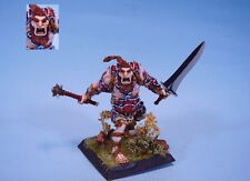 Confrontation painted miniature Son of Ogmios