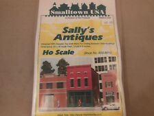HO SCALE RIX/SMALL TOWN USA 699-6010 SALLY'S ANTIQUES STRUCTURE KIT