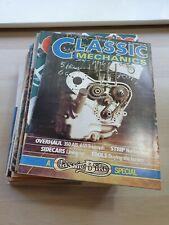 33x Classic (Bike) Mechanics Magazine Motorcycle Rare Issues 1 -25, 27-33 & 35
