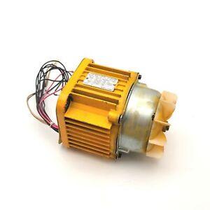Motor And Brake Assembly From Harrington NER003SD 1/4 Ton Chain Hoist 208-460VAC