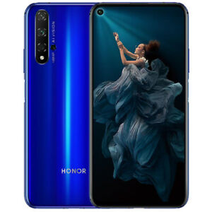 "Huawei Honor 20 Kirin 980 Android 9 SmartPhone 6.26"" FHD 48MP 8GB RAM"