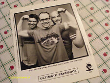 Ultimate Fakebook Publicity Photo