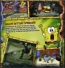 The Spongebob Squarepants Movie, Mac G4/G5 action adventure children's game NEW!