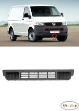 VW TRANSPORTER T5 2003 - 2015 NEW FRONT BUMPER LOWER CENTER GRILLE GRILL