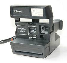 Polaroid 600 inmediatamente imagen cámara con garantía one step Flash relámpago desconectable #1