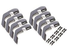 Lund 318096 Tube Step Running Board Brackets for 2011-2018 Jeep Grand Cherokee