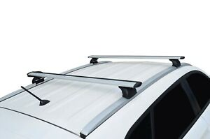 Alloy Roof Rack Cross Bar for Audi Q3 2011-19 With Flush Rails 120cm