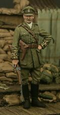 Tommy's War 1:32 54mm WWI Captain Royal Welsh Fusiliers Ploegstert 1915 #TW54013