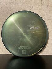 Discraft Ti Wasp Green 174g Eric McCabe