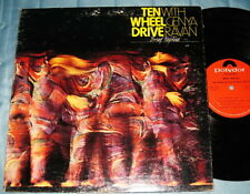 Ten Wheel Drive With Genya Raven - Brief Replies - POLYDOR MONARCH 1ST PRESS