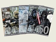 Star Wars - 1, 5, 10, 20, 50 Imperial Credits - Galactic Empire - 2018