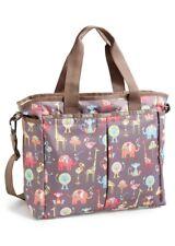 🌻 LeSportsac Classic Ryan Zoo Buddies Baby Diaper Travel Bag NEW AUTH 🌻