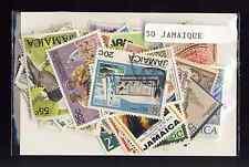 Jamaique - Jamaica 50 timbres différents