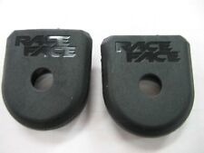 Race Face Crank Boots, 2-Pack Black Crankarm Protector Pair A10066BLK