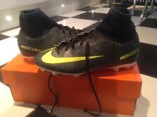 Nike Mercurial Victory caviglia verde/nero/giallo Firm Ground Scarpe Da Calcio