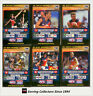 2001 Teamcoach Trading Cards Base Prize Team Set West Coast (6)