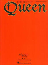 Queen The Best of Songbook Noten Klavier Gesang Gitarre