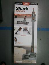 Shark Rocket IX140 Cordless Stick Vacuum Cleaner BRAND NEW