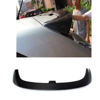 Rear Trunk Boot Spoiler Wing Factory Fit for VW Polo 6R 2010 2013  Carbon Fiber