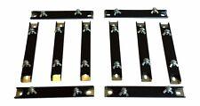 Ten (10) Magnetic License Plate Holders, Magnet, Tag, Plate, Test Drive, Dealer