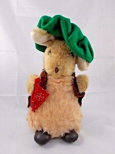 "Eden Beatrix Potter Peter Rabbit Benjamin Bunny Plush 10"" Stuffed Animal Vintage"