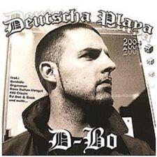 D-Bo - Deutscha Playa CD (King Orgasmus One, Bushido, Bass Sultan Hengzt)