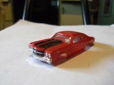 Chevy Chevelle Body Nos Thunderjet Tjet Rare!