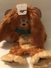 Disney Parks ShellieMay Lady and the Tramp Duffy Bear Costume Outfit Lady NWT
