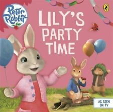 Peter Rabbit Animation: Lily's Party Time  Penguin Children's Reading Story Book