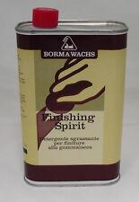 Benzoe-Abziehpolitur Finishing Spirit von Borma - 500 ml