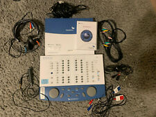 Madsen Astera 8 69 40800 Amp 8 04 13103 Otometrics Audiometer Withaccessories