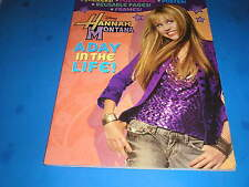 Miley Cyrus Clippings Pack 100+ and Hannah Montana A Day In The Life! Book