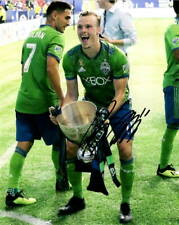 Seattle Sounders Brad Smith Autographed Signed 8x10 Mls Photo Coa #3