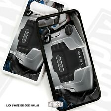 Printed Plastic Clip Phone Case Cover For Samsung - V6-TDI-Engine