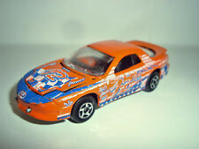 A363 MAJORETTE Nº 212 pontiac firebird 163 Orange