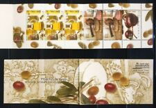 ISRAEL STAMPS 2003 FESTIVALS OLIVE OIL BOOKLET  MNH