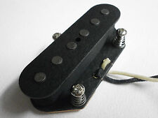 Telecaster Broadcaster Nocaster Esquire A2 Bridge Hand Wound  Fits Fender By Q