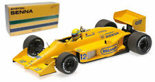 Minichamps Lotus Honda 99T Winner Monaco GP 1987 - Ayrton Senna  1/18 Scale