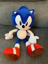 Sonic The Hedgehog Soft Toy 33cm Sega PMS Beanie Bottom