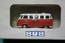 BUB VW T1 Samba Bus korallrot/ weiß Nr. 06575