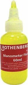 Rothenberger U-Gauge Manometer Fluid - 60ml
