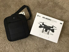 holy stone hs120d gps drone W/ Case And Li Po Batteries