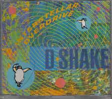 D Shake-Interstellar Overdrive cd maxi single