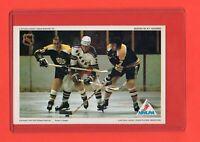 1971-72  Phil Esposito Pro Star NHLPA Postcard nrmnt