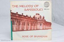 "amadeo PROMO AVRS 21250 (VG/VG) 7"" Single The Melody of Sanssouci, Rose of Sh..."